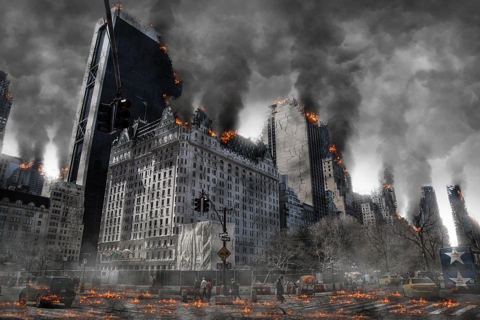 災害のイメージ