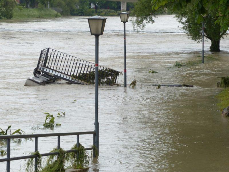 水害のイメージ